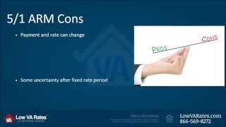 5 1 Arm Loan   Adjustable Rate Mortgage