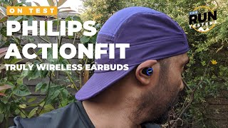 Philips Action Fit review: Truly wireless sports earbuds with a UV cleaning case