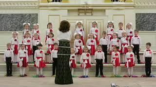 """Песенка про змею - подготовительный хор """"Музыкальная радуга"""""""
