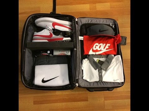 KoF Mailbox: Nike Golf Summer Kit Unboxing