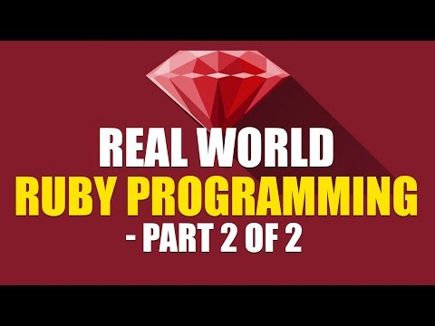Learn Ruby  From Scratch | The Complete Guide | Part 2