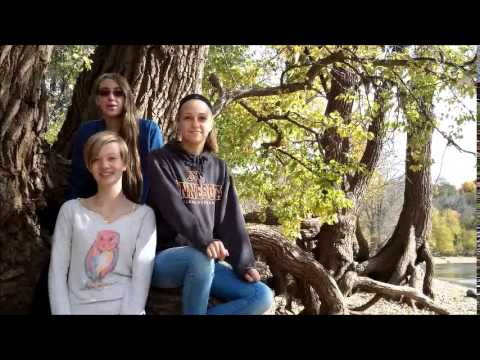 Video of the girls describing what they like about Befriending Creation Camp 2014