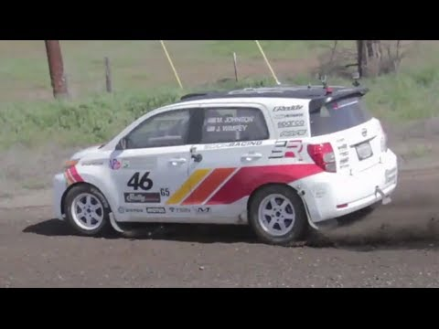 Stage rally explained with Scion Racing