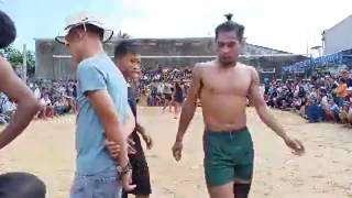 [Live] បាល់ទះកម្ពុជា ប៉ះវៀតណាម International Volleyball Cambodia 3 Vs 3 Vietnam (Set3)