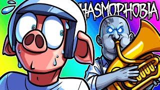 Phasmophobia Funny Moments - This is It!  We're So Cancelled!