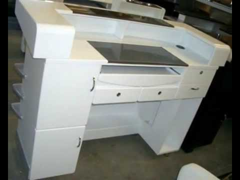 Salon Reception Desks For Sale