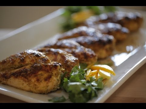 Truvía® Webisode: How to Make Mango Cilantro Chicken