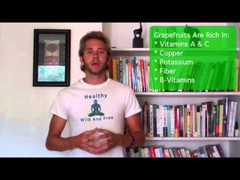 Video The Surprising Health Benefits Of Grapefruit