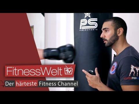 Boxen Workout - Boxen mit Sandsack - Das How To für euer Training - Coach Seyit