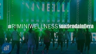 preview picture of video 'Rimini Wellness, il festival del fitness 2014'