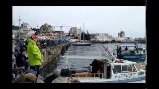 Рыбалка в черном море из балаклавы