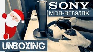 Sony MDR-RF895RK fejhallgató UNBOXING