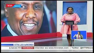 Gedion Moi atawazwa kama huko Mlima Elgon kama kiongozi wa Jamii ya Kalenjin