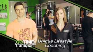 GoTimeTraining TV Commerical // New Year, New You Transformation Challenge