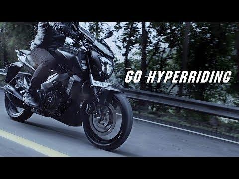 Bajaj Dominar - Go Hyperriding TVC