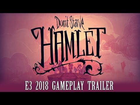 奇幻生存《Don't Starve: Hamlet》新資料片「Hamlet」12月推出 | 2018 E3