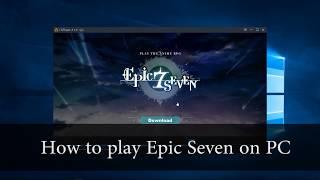 epic seven reroll nox - TH-Clip