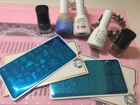 BornPretty Store Arrivi Marzo'18: Stamping Spose - Cat Eye, Glitter E Thermo Gel..