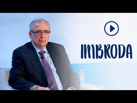 Juan José Imbroda en la Convención Nacional