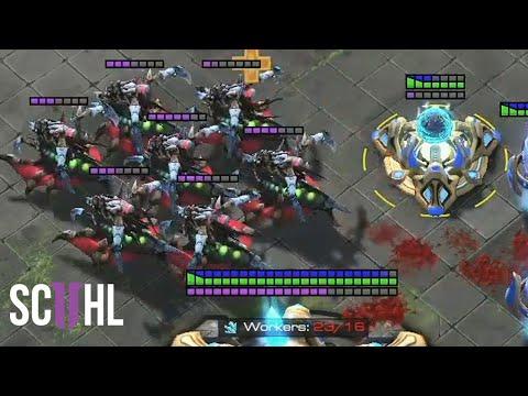 NEEB vs. Nydus Worm - Starcraft 2: WCS Global Finals