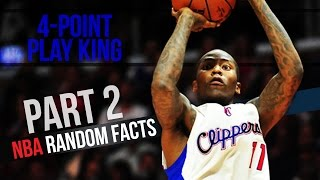 10 Random NBA Interesting Facts #2