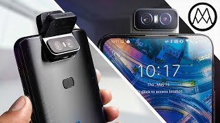 Asus Zenfone 6 ZS630KL - ULTIMATE Rotating Camera Smartphone.