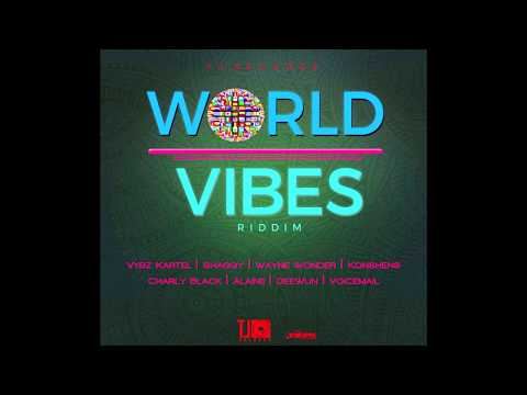 World Vibes Riddim Mix ▶JAN 2018▶Vybz Kartel,Konshens,Charly Blacks,Shaggy & More (TJ Records)