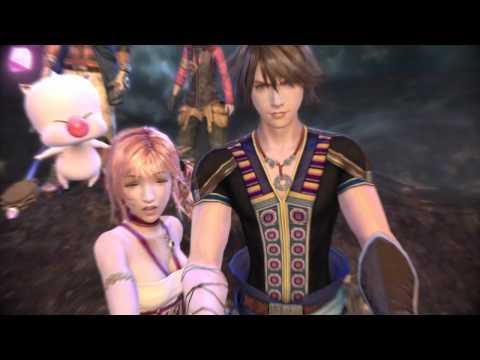 Everybody Was Final Fantasy XIII-2 Fighting