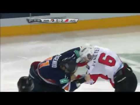 Misha Fisenko vs. Valeri Vasiliev