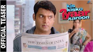 Kis Kisko Pyaar Karoon - Official Teaser-3