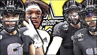 🇺🇸 All-American Bowl 2019  (San Antonio,TX) Action Packed Highlights Feat. The Nation