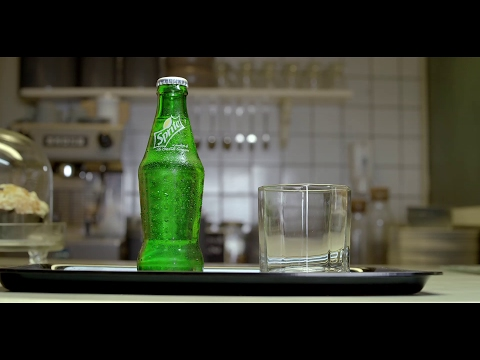 Talking Bottles - Sprite