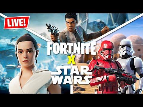 fortnite star wars live event fortnite battle royale