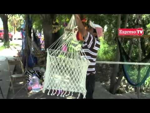 Hamacas: 'tejiendo' tradiciones