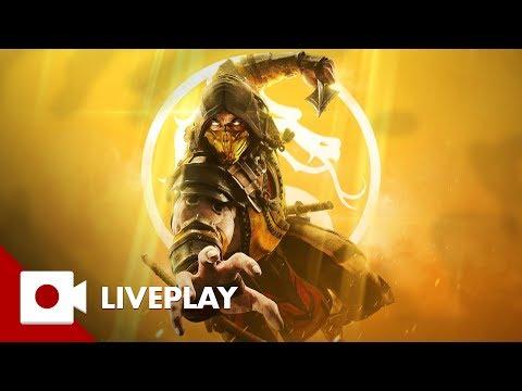 Bojujeme v Mortal Kombat 11 - Liveplay!
