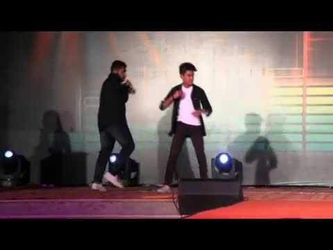Fungama 2019 boys dance