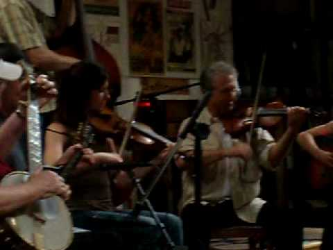 Mt. Diablo String Band at the Berkeley Old Time Music Fest Family Square Dance at the Ashkenaz