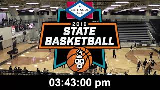 6A State Girls - Central vs Bentonville - 3/1/19