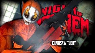 Night Of Mayhem | CHAINSAW TUBBY (Garry's Mod)