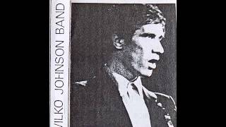 The Wilko Johnson Band ‎– Don't Let Your Daddy Know - Live At Basins 13-12-1987.