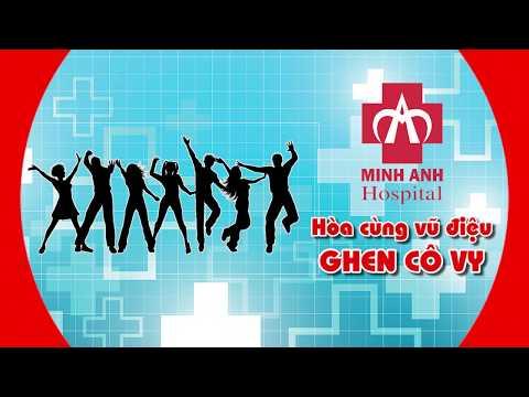 Hòa cùng vũ điệu Ghen cô vy - BVQT Minh Anh