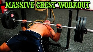 Advanced MASSIVE Chest Workout | Size AND Strength! by Anabolic Aliens