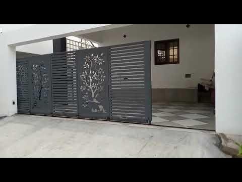Turnslide Sliding Gate