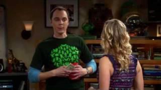 Penny demande de l'argent à Sheldon