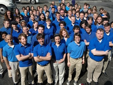 Best Buy Uniform Prank - 80 People Enter Best Buy Wearing Blue Polo Shirts