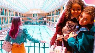 TOUR PELO HOTEL DE LUXO EM PARIS E ATIVIDADES PARA AS CRIANÇAS!  | RÊ ANDRADE FAMÍLIA DA RE