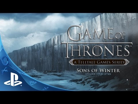 Game of Thrones Episode 4 - Sons of Winter Trailer | PS4, PS3 thumbnail