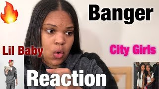 City Girls Ft Lil Baby Season Reaction