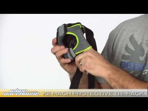 K2 Mach Tri-Pack Protective Gear