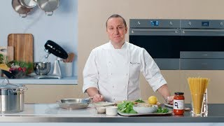 Cooking with Smeg induction cooktops